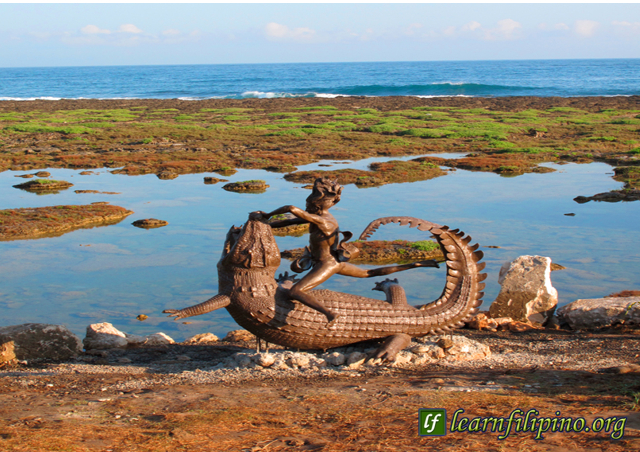 Exploring the Oceans of the Philippines - Learn Tagalog and Ilocano