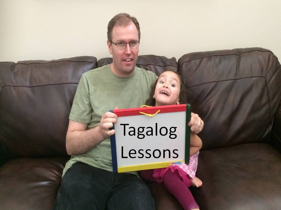 Tagalog Lesson 2 - Part 2: Naming People with