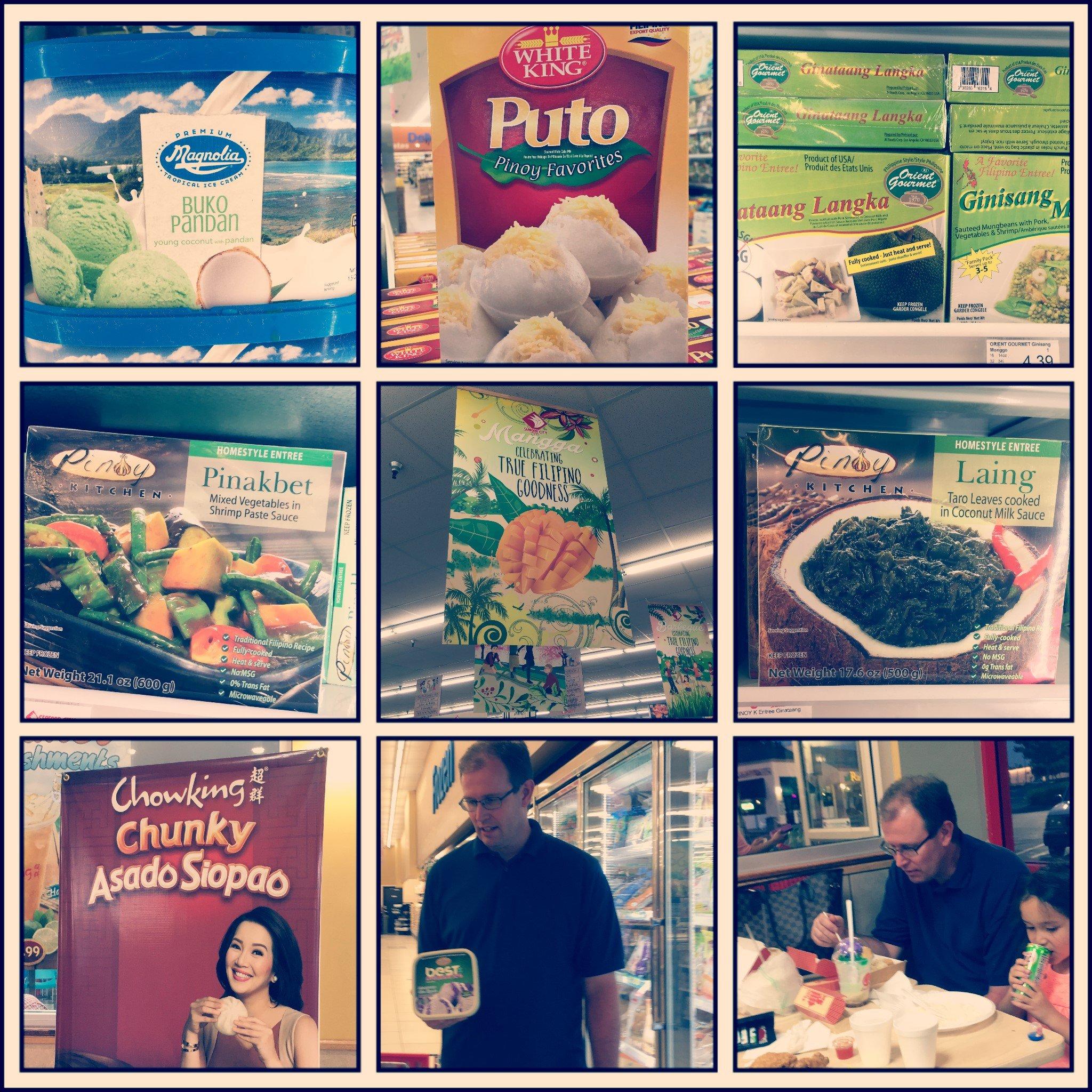 Filipino Foods in California