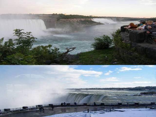 Famous Niagara Falls - 2016
