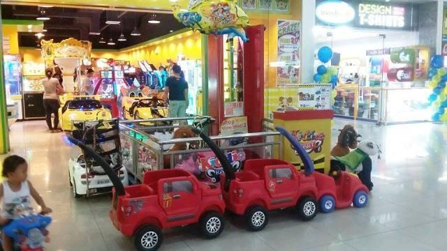 Kiddie Kart, Robinsons, Ilocos Norte, Philippines