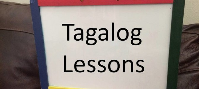 YouTube Tagalog Lessons