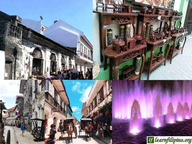 Favorite Places in Ilocos Sur