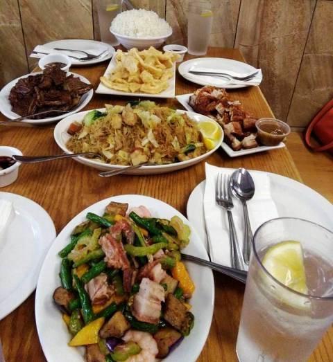 Filipino Foods in Toronto