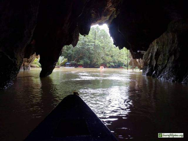Underground River Exit, Palawan