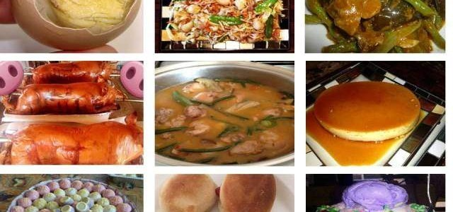 Filipino Foods Included in the Oxford Dictionary