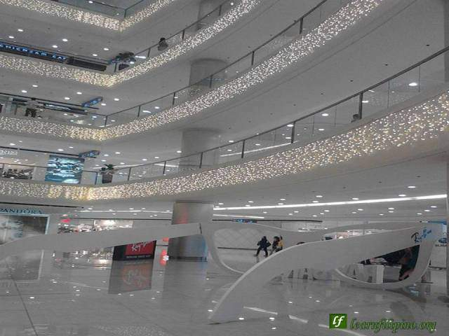SM Megamall, Philippines - 7th Largest Mall in the World