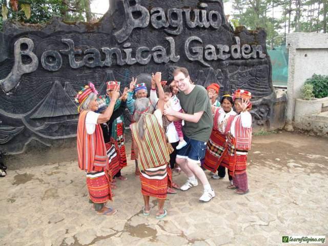 Botanical Garden, Baguio City