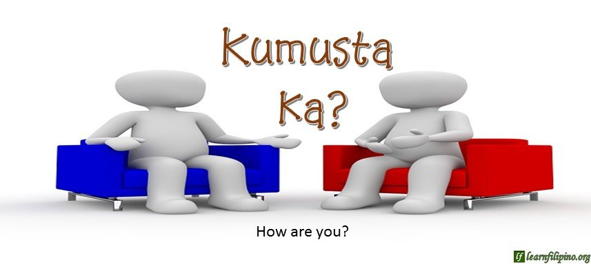 Tagalog Translation - How are you? - Kumusta ka?