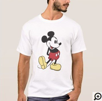 Classic Minnie Mouse T-shirt Customize it with Filipino Hugot Lines