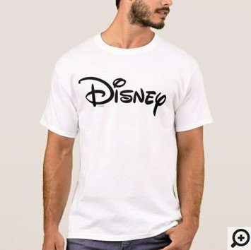 Disney Black logo customize it with Filipino Hugot Lines
