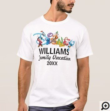 Disney Vacation Family T-shirt customize it with Filipino Hugot Lines