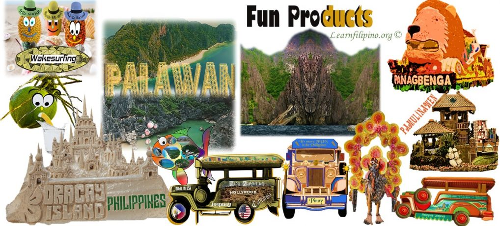 Filipino Hugot line Products