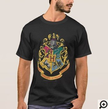 Harry Potter Hogwarts Crest Customize it with Filipino Hugot Lines