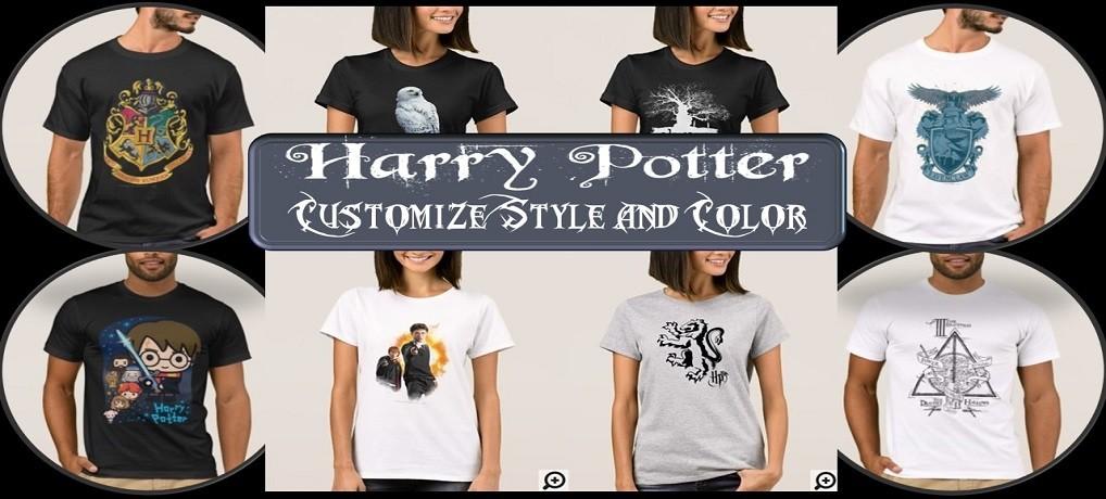 Harry Potter Products Slider - October 2017