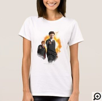 Harry Potter and John Weaseley T-shirt Customize it with Filipino Hugot Lines