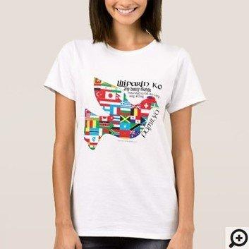 Liliparin ko ang buong mundo maitaguyod ko lang ang ating pamilya Filipino Hugot T-shirt