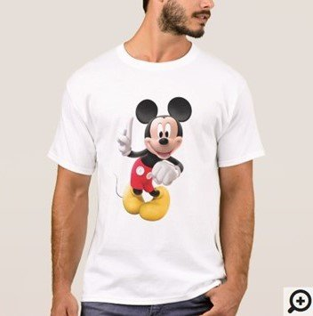 Mickey Mouse Club Dance T-shirt Customize it with Filipino Hugot Lines