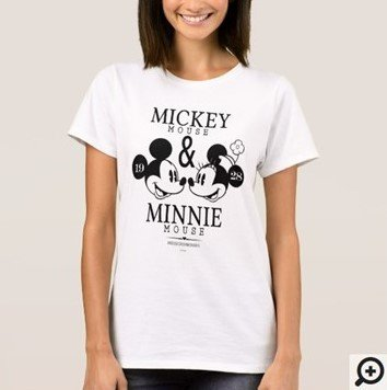 Mickey and Minnie Est. 1928 T-shirt Customize it with Filipino Hugot Lines