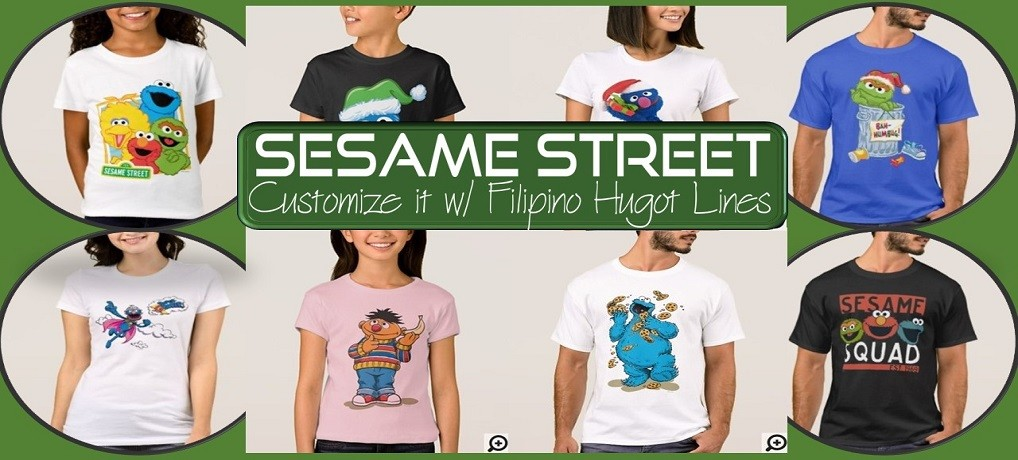 Sesame Street Products Slider - October 2017