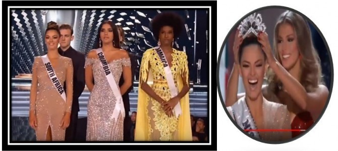 Ms. Universe 2018 – Be the Judge