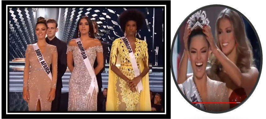 The Top 3 Finalists for Ms. Universe 2017