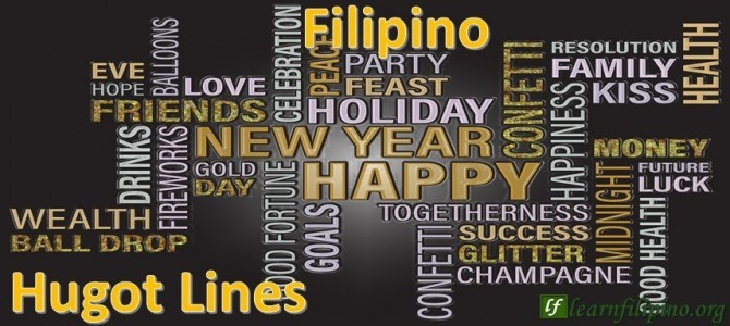 Tagalog New Year's Hugot Lines with English Captions