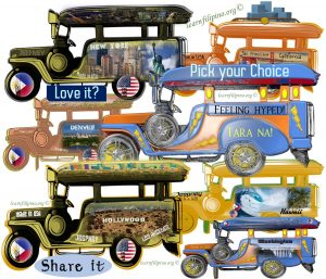 Made in the USA Jeepneys