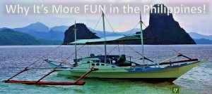 Customized Philippine Boat