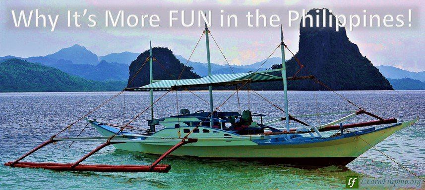 Customized Philippine Boat