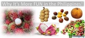 Fruits, Philippines