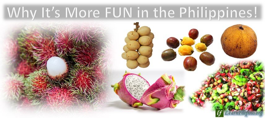 Fruits, Philippines