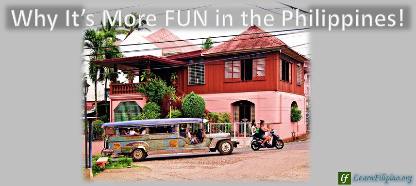 House inspired by Spaniards, Philippines