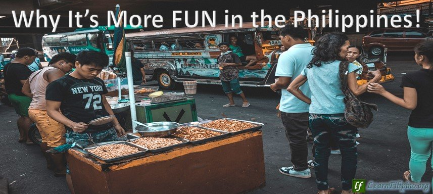 Streets and Foods, Manila, Philippines