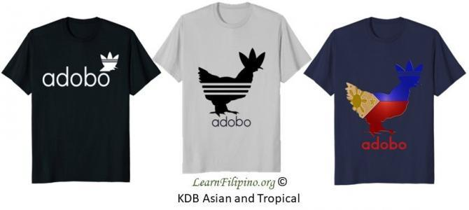 The Famous Filipino Adobo T-shirt