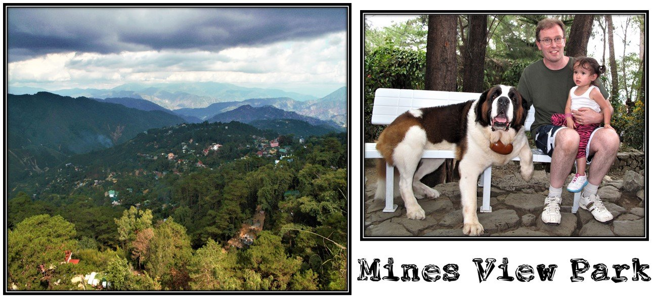 Mines View Park, Baguio City, Philippines, Cordillera Mountains
