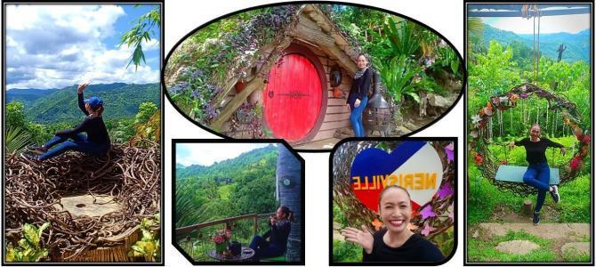 Why Pinoys Love to Selfie Feat – Neri's Ville Selfie Corner