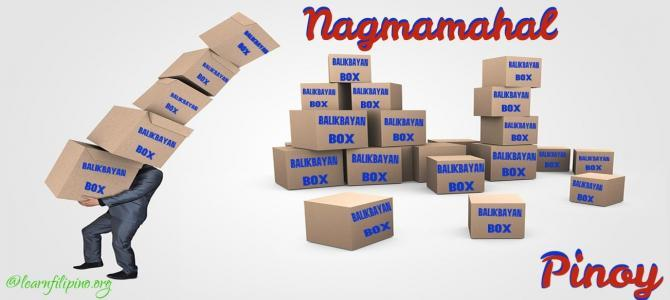 Filipinos Around the World and Their Famous Balikbayan Box