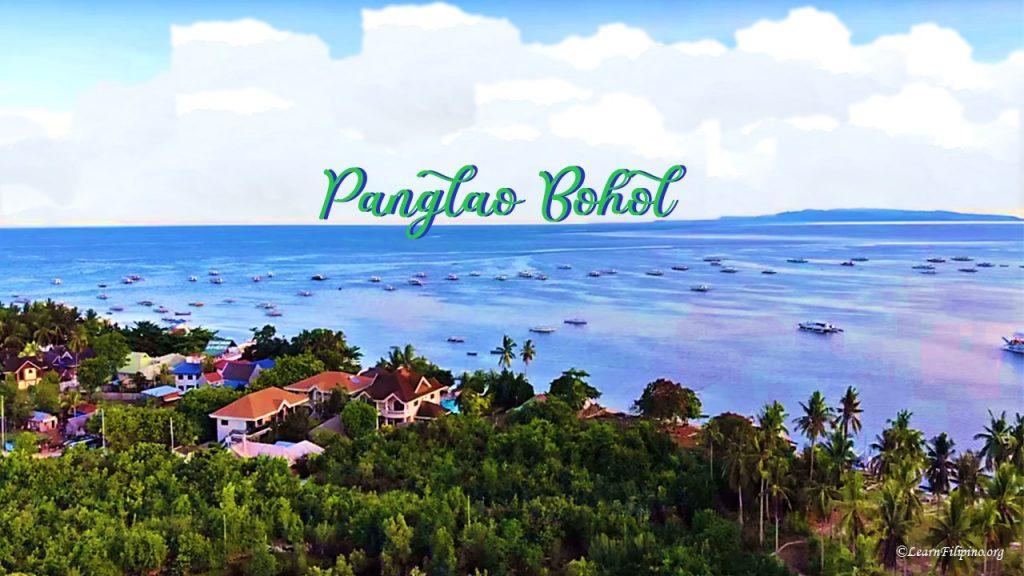 Panglao Bohol, Beach Philippines