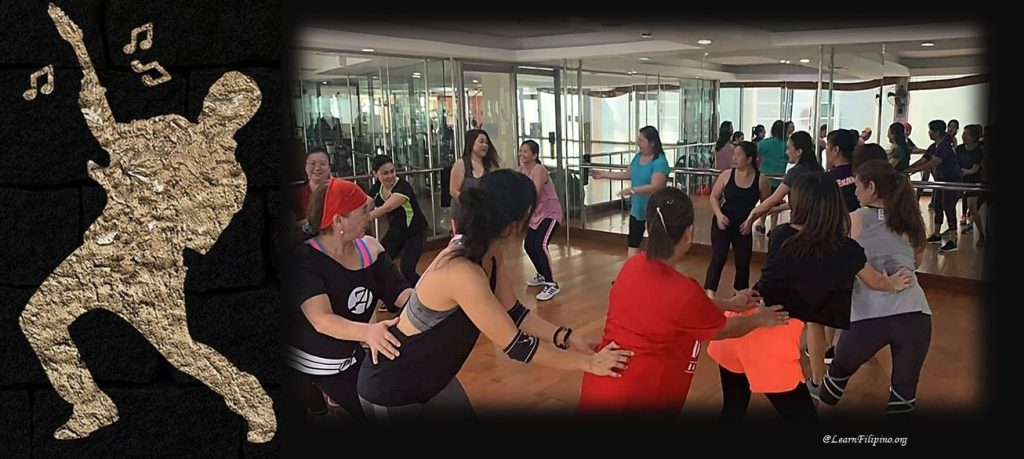 Zumba has become a part of Filipino life!