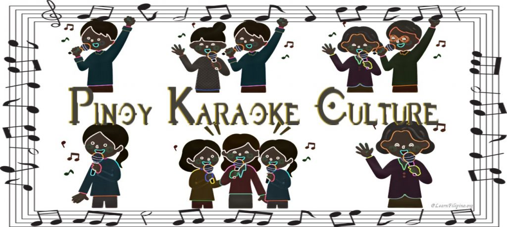 Filipino Karaoke Culture