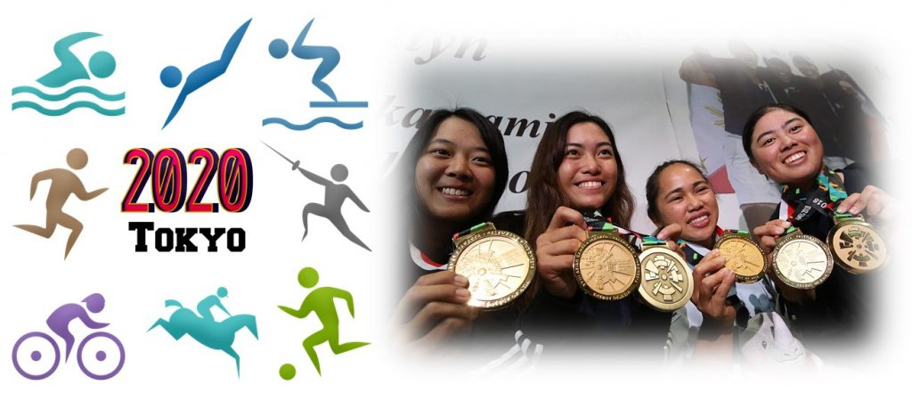 Philippine Winners for Olympic 2020